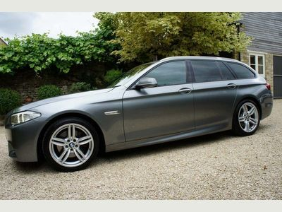 BMW 5 Series Estate 2.0 525d M Sport Touring 5dr