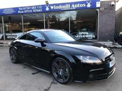 Audi TT Coupe 2.0 TD Black Edition 2dr