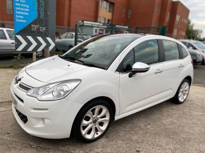 Citroen C3 Hatchback 1.2 VTi Selection 5dr