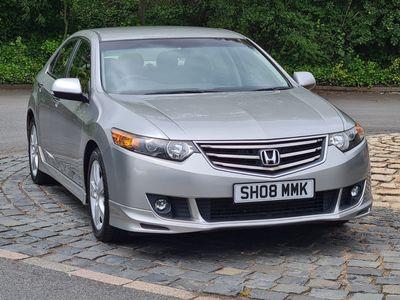 Honda Accord Saloon 2.0 i-VTEC ES GT 4dr