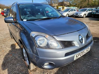 Renault Koleos SUV 2.0 dCi Dynamique 4WD 5dr
