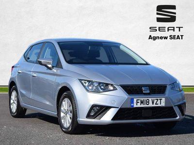 SEAT Ibiza Hatchback 1.0 MPI SE Technology (s/s) 5dr
