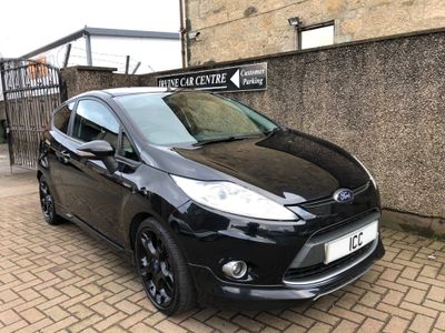 Ford Fiesta Hatchback 1.6 Metal 3dr
