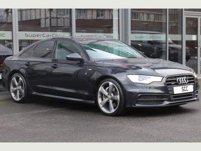 Audi A6 Saloon Saloon 3.0 BiTDI V6 Black Edition Tiptronic quattro 4dr