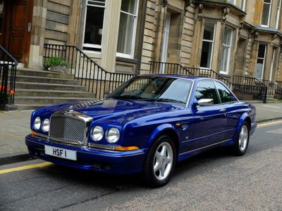 Bentley Continental Coupe 6.8 T 2dr
