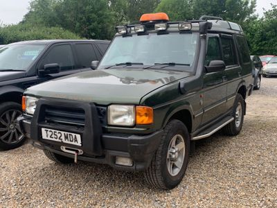 Land Rover Discovery SUV 2.5 TDi GS 5dr
