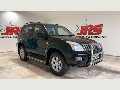 Toyota Land Cruiser SUV 3.0 D-4D LC3 3dr