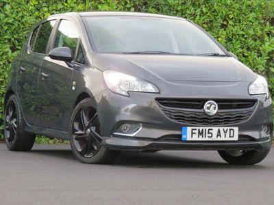 Vauxhall Corsa Hatchback 1.4i ecoTEC Limited Edition 5dr