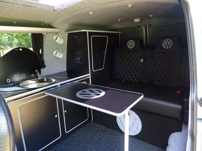 Volkswagen Transporter Camper 2.0 TDI Camper Converted Sportline style