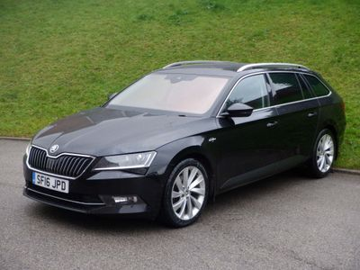 SKODA Superb Estate 2.0 TDI Laurin & Klement DSG Auto 6Spd (s/s) 5dr