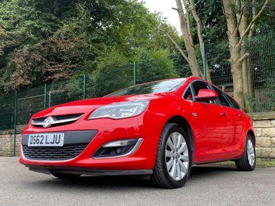 Vauxhall Astra Estate 2.0 CDTi SE Sports Tourer (s/s) 5dr