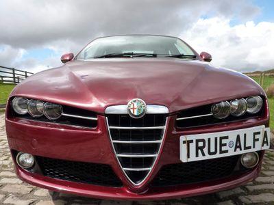 Alfa Romeo 159 Saloon 3.2 JTS V6 Lusso Q4 4dr
