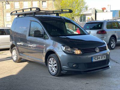 Volkswagen Caddy Panel Van 1.6 TDI C20 Highline Panel Van 4dr