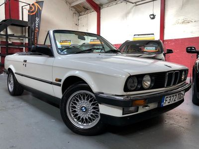 BMW 3 Series Convertible 2.0 320i 2dr