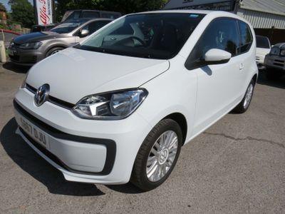 Volkswagen up! Hatchback 1.0 Move up! (s/s) 3dr