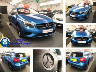 Mercedes-Benz A Class Hatchback 1.6 A180 BlueEFFICIENCY Sport 5dr