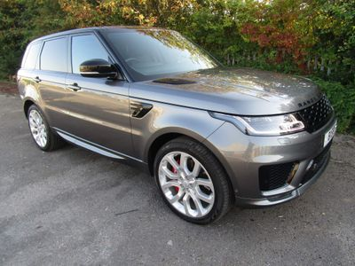 Land Rover Range Rover Sport SUV 4.4 SD V8 Autobiography Dynamic Auto 4WD (s/s) 5dr