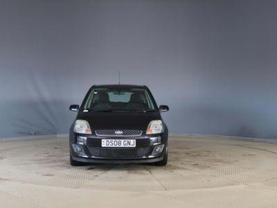Ford Fiesta Hatchback 1.4 TD Zetec Climate 5dr