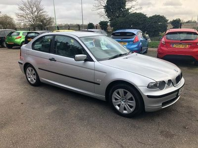 BMW 3 Series Hatchback 2.0 318ti Compact 3dr