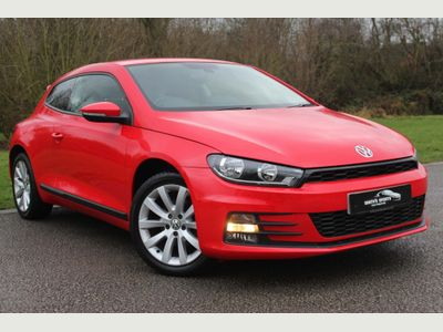 Volkswagen Scirocco Coupe 1.4 TSI BlueMotion Tech GT Hatchback 3dr