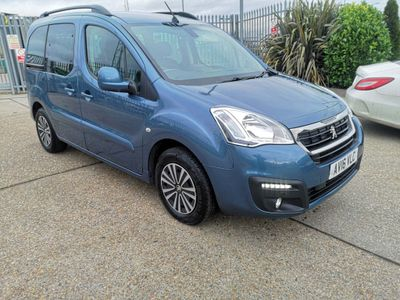 Peugeot Partner Tepee MPV 1.6 BlueHDi Allure ETG (s/s) 5dr