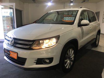 Volkswagen Tiguan SUV 2.0 TDI BlueMotion Tech Match 2WD (s/s) 5dr