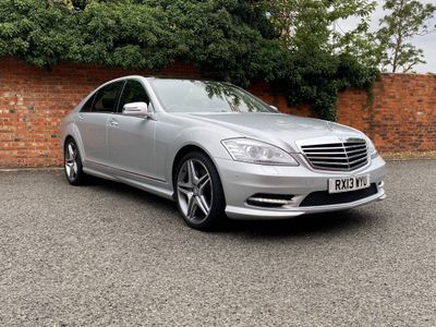 Mercedes-Benz S Class Saloon 3.0 S350L CDI BlueTEC AMG Sport Edition 7G-Tronic Plus 4dr