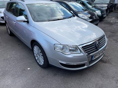 Volkswagen Passat Estate 1.9 TDI Highline 5dr