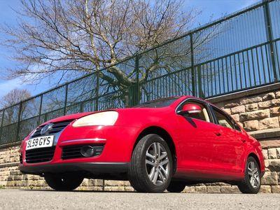 Volkswagen Jetta Saloon 2.0 TDI CR SE 4dr