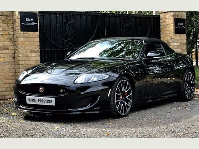Jaguar XK Convertible 5.0 V8 Supercharged Dynamic R 2dr