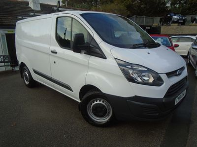FORD TRANSIT CUSTOM Unlisted 290 ECO TECH L1 H1