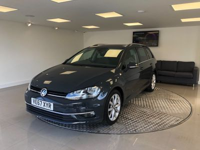 Volkswagen Golf Estate 1.6 TDI GT DSG (s/s) 5dr