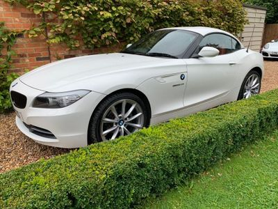 BMW Z4 Convertible 2.5 23i M Sport Highline sDrive 2dr