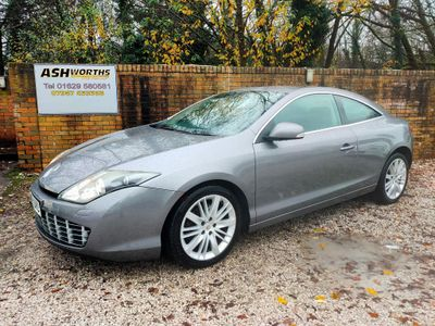 Renault Laguna Coupe 2.0 dCi GT 2dr