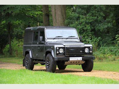 Land Rover Defender 110 SUV 2.2 TDCi XS Utility Wagon 4WD MWB 5dr