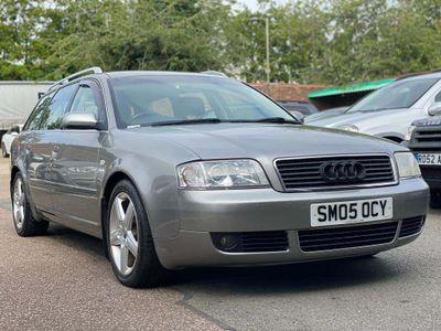 Audi A6 Avant Estate 1.9 TDI Sport CVT 5dr
