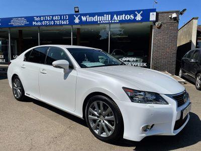 Lexus GS 300 Saloon 2.5 h V6 Luxury E-CVT 4dr