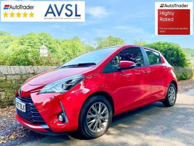 Toyota Yaris Hatchback 1.5 VVT-i Icon Tech 5dr