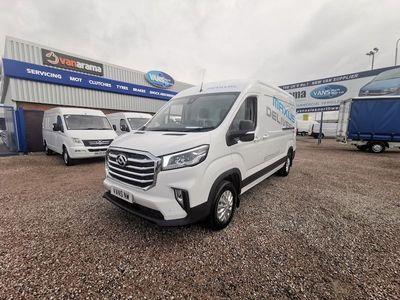 MAXUS Deliver 9 Panel Van 2.0 D20 LUX RWD L3 H2 EU6 (s/s) 5dr