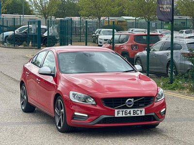 Volvo S60 Saloon 1.6 D2 R-Design (s/s) 4dr