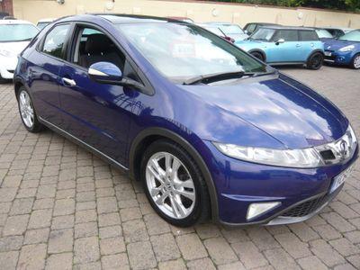 Honda Civic Hatchback 2.2 i-CTDi ES 5dr