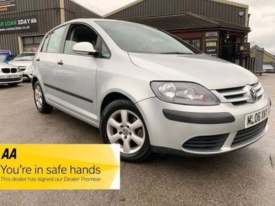 Volkswagen Golf Plus Hatchback 1.9 TDI S 5dr