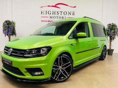 Volkswagen Caddy Maxi Life MPV SPORTLINE EDITION R,DSG