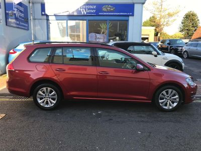 Volkswagen Golf Estate 2.0 TDI BlueMotion Tech SE (s/s) 5dr