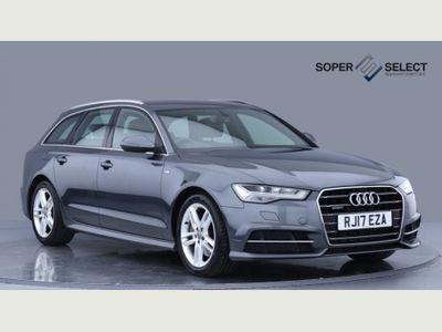 Audi A6 Avant Estate 3.0 TDI V6 S line Avant S Tronic quattro (s/s) 5dr