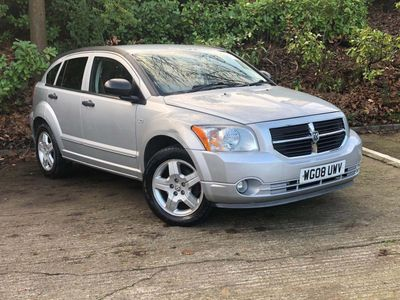 Dodge Caliber Hatchback 2.0 SXT CVT 5dr