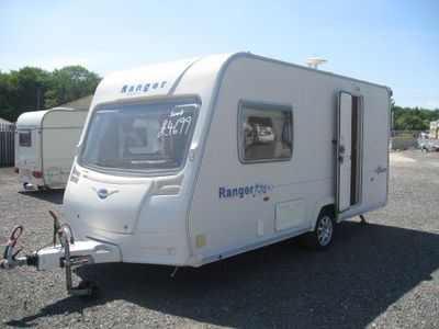 Bailey Ranger Tourer 2008 2 BERTH LIGHT WEIGHT