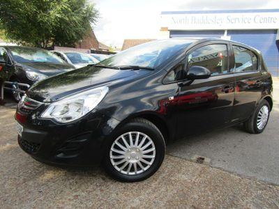 Vauxhall Corsa Hatchback 1.3 CDTi ecoFLEX 16v Exclusiv 5dr