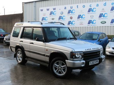 Land Rover Discovery SUV 2.5 TD5 XS 5dr (5 Seats)