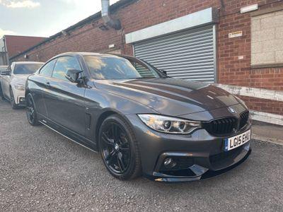 BMW 4 Series Coupe 2.0 425d M Sport Auto 2dr